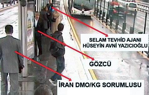 خطرناک ترین گروه ترور در ترکیه وابسته ایران است/عکس