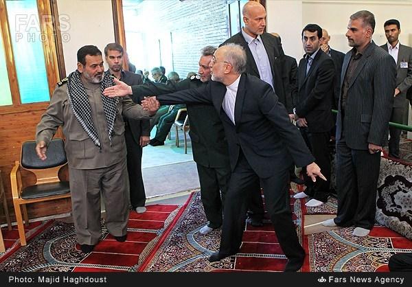 تصاویر|مراسم بزرگداشت شهید صیاد شیرازی با حضور محمود احمدی نژاد