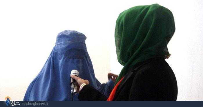 خدمت کرزای به زنان افغان