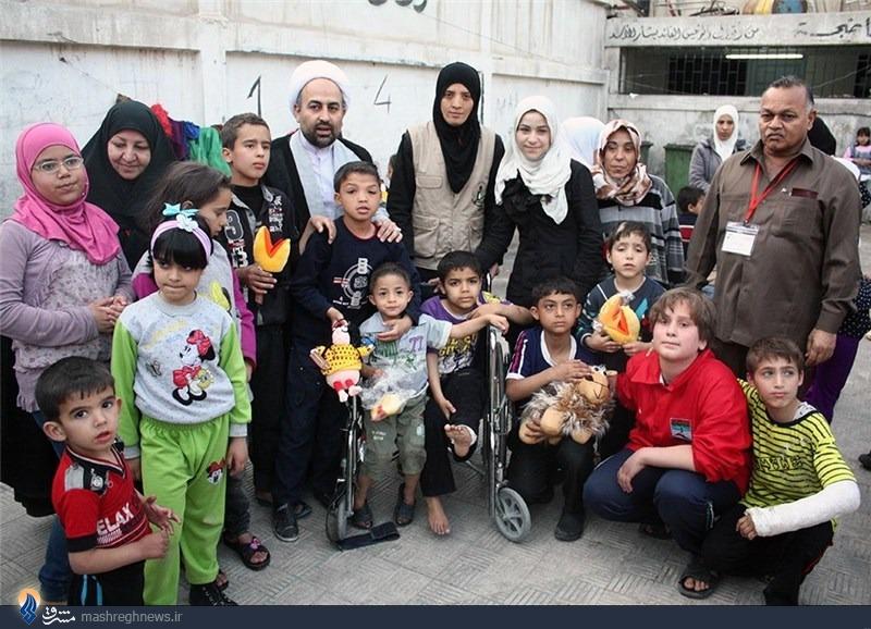 عکس عروسک های شکرستان دردستان بچه های سوری