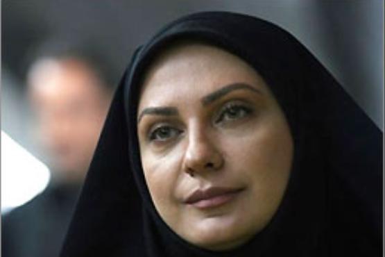 لعیا زنگنه :  افتخار من زندگی در کشوری است که رهبر آن از ذریه حضرت فاطمه زهراست