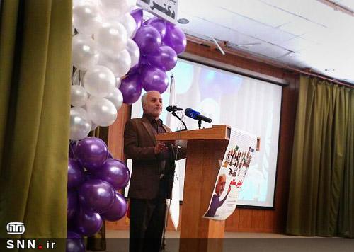 سخنرانی حسن عباسی در جشن یکسالگی دکتر سلام
