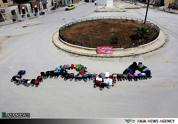 تصاویر| بازگشت زندگی به حمص