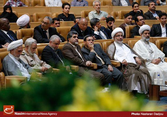 بزرگترین رویداد قرآنی جهان بدون حضور وزیر ارشاد+تصاویر