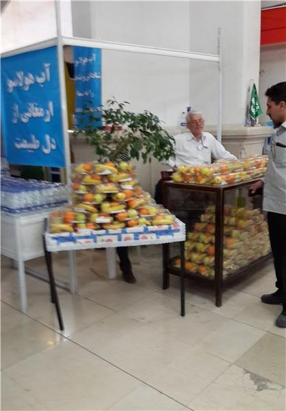 فروش کتاب شاهین نجفی در نمایشگاه کتاب !!