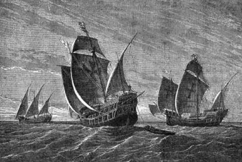 ایا پیدا شدن کشتی کریستف کلمب واقعیت دارد؟