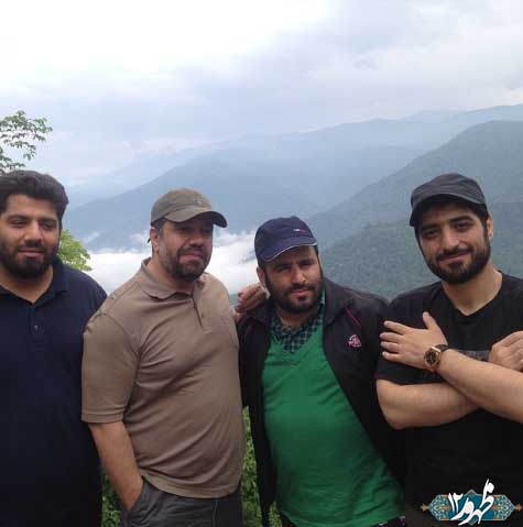 کوهنوردی محمود کریمی ،بنی فاطمه ،میرداماد و بهمنی + عکس