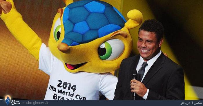 تصاویر| نمادهای جام جهانی از سال1996تا 2014