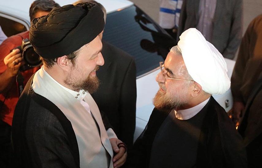 دستور روحانی برای برخورد با استاندار و فرماندار لرستان به دلیل لغو سخنرانی حسن خمینی