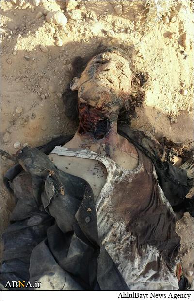 نتیجه جنگ داعش و النصره+تصاویر
