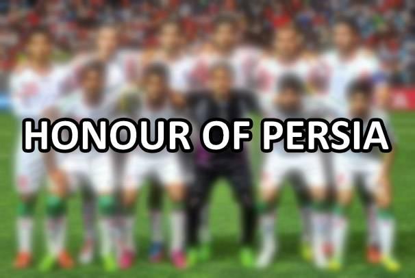 شعار ایران و 31 تیم در جام جهانی 2014 اعلام شد