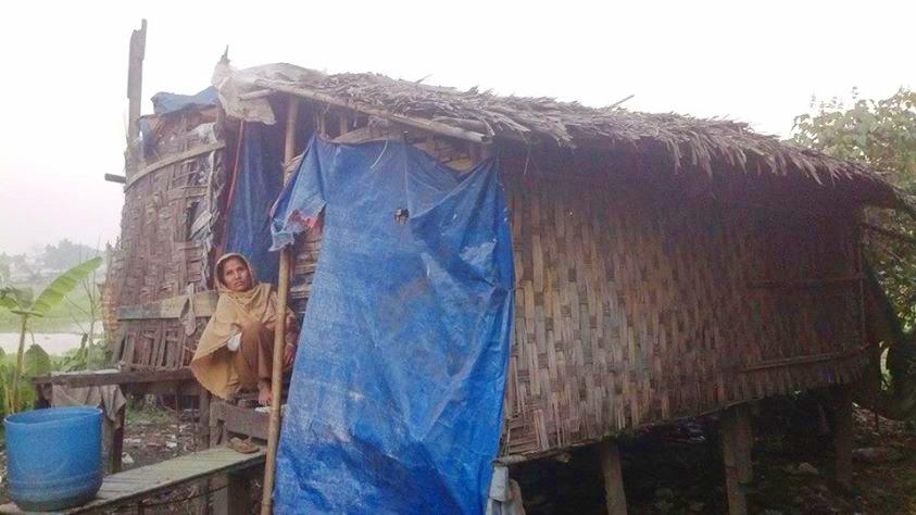 وضعیت مسلمانان در میانمار+عکس