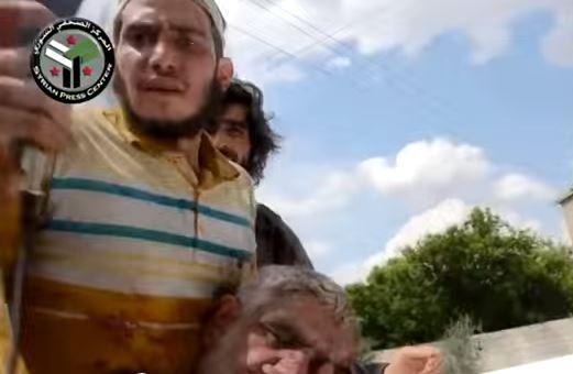 تصویر فردی که شهید علی اسکندری را کشت