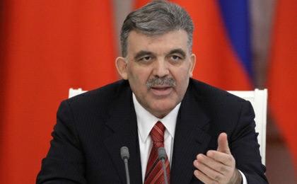 عبدالله گل رئیس جمهور ترکیه،دیگر نامزد نمی شود
