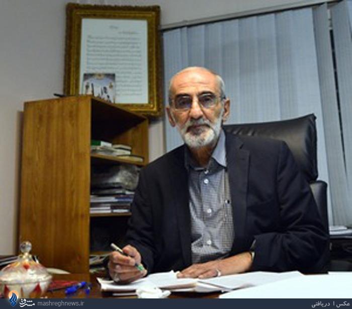 دفتر کار سردبیر کیهان+عکس