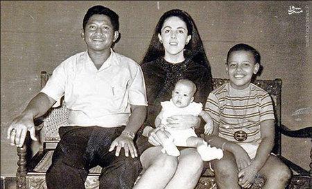 خانواده باراک اوباما+تصاویر
