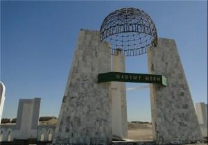 خانه امام رضا (ع) در مرو ترکمنستان + تصاویر