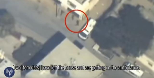 فیلم جعلی برای توجیه بمباران بیمارستان غزه!