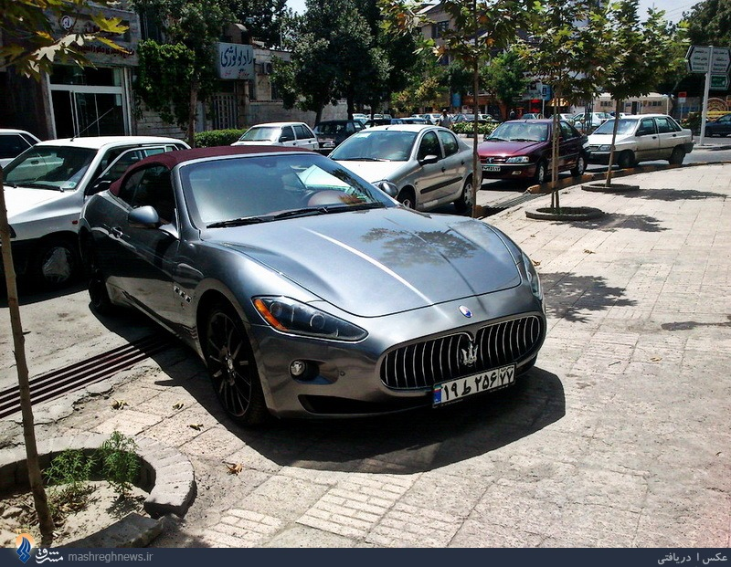 رکورد خودرو های وارداتی به ایران