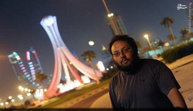 خبرنگار ذبح شده آمریکایی در بحرین+عکس