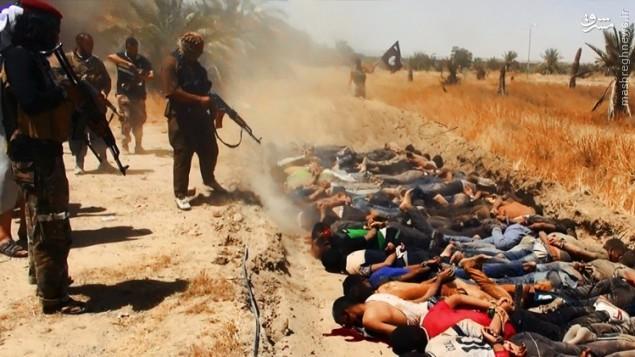 شباهت داعش و صهیونیست ها