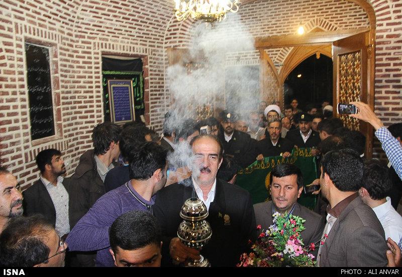 عکس های جشن ولادت امام رضا(ع) در سراسر ایران