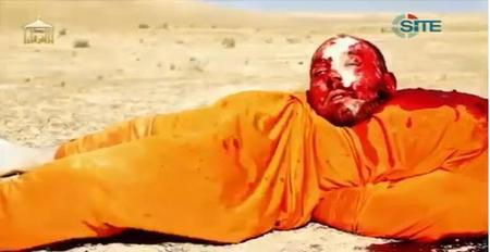 ذبح مشکوک دومین خبرنگار آمریکایی توسط داعش+تصاویر