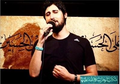 مداحی حامد زمانی در هیات حاج محمدرضا طاهری+فایل صوتی