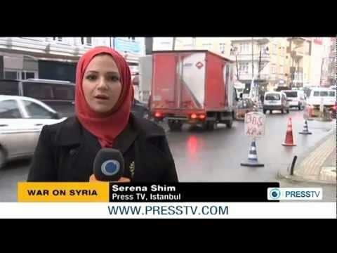 کشته شدن خبرنگار شبکه «پرس.تی.وی» در نزدیکی مرز ترکیه و سوریه