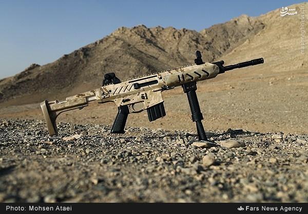 معررفی یکی از قدرتمندترین اسلحه داخلی+تصاویر