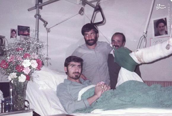 مجروحیت مجری معروف سیما + عکس