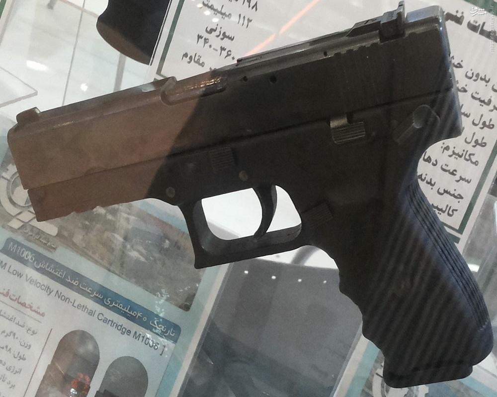 ایران جزء 10 کشور سازنده اسلحه پلیمری در دنیا+تصاویر