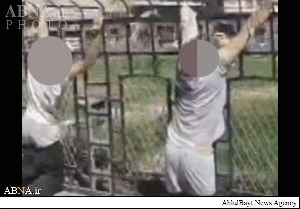 جنایت داعش توجه روزنامه آمریکایی را جلب کرد/عکس