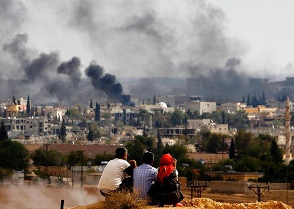 آمریکا در مقابله با داعش راه گم کرده/داعش خود را با حملات هوایی تطبیق داده است