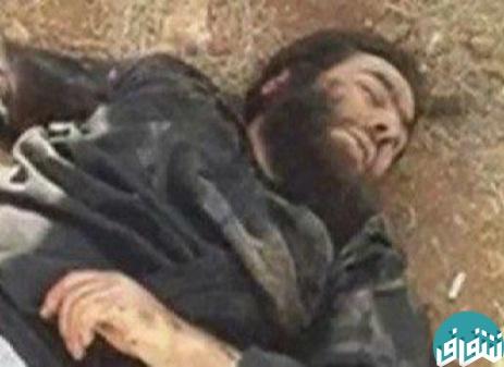 جسد ابوبکر البغدادی رئیس داعش+عکس