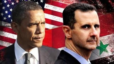 سی ان ان و رويترز : تصميم اوباما عوض شد،بشار بايد برود!