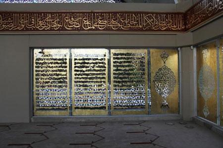 مسجد زیبایی که توسط یک خانوم طراحی شده است + تصاویر