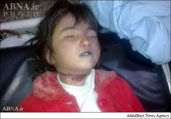 ذبح دختربچه شش ساله در پاکستان+عکس