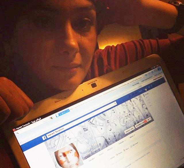 حمله اینستاگرامی به هانیه توسلی به خاطر تسلیت نگفتن به پاشایی