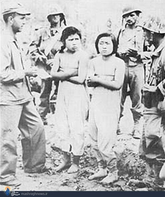 یک میلیون برده جنسی،ارمغان حضور 60 ساله نظامیان آمریکا در کره جنوبی+تصاویر