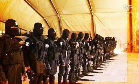 نیروهای ویژه داعش+تصاویر