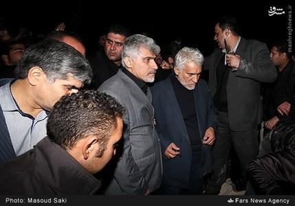 دفن شبانه مرتضی پاشایی+تصاویر