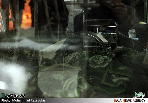 عکس های جدید از پیاده روی زوار امام حسین در اربعین