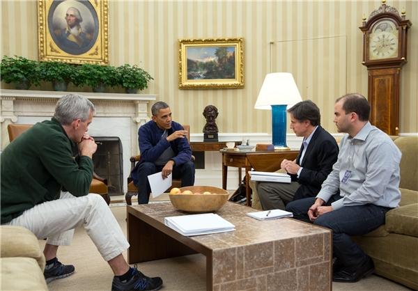 سنای آمریکا،جانشین شرمن را مشخص کرد