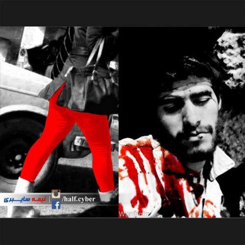 سه شهید برای جسد دختر عریان ایرانی