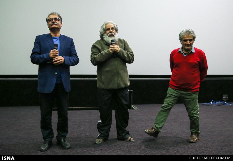 لباس عجیب یک کارگردان ایرانی!+عکس