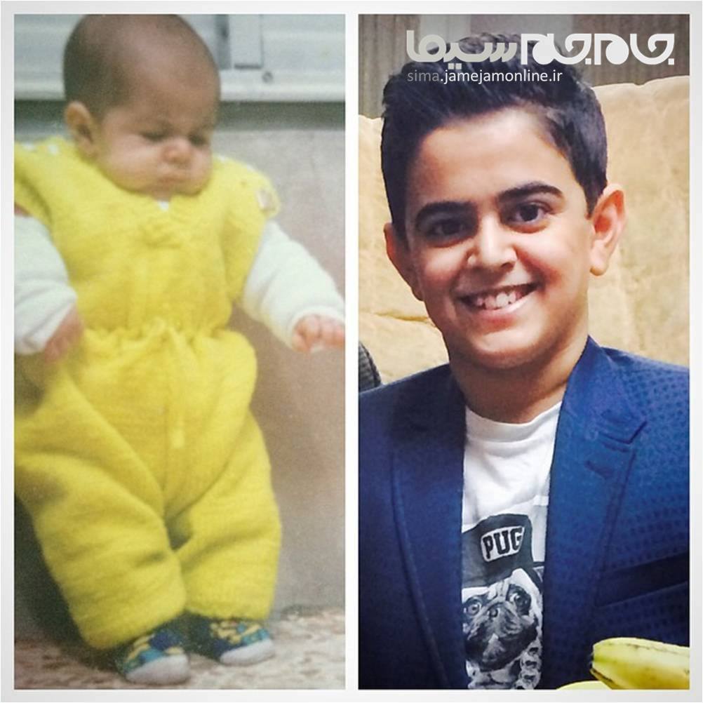جشن تولد 19سالگی امیرمحمد برنامه عموپورنگ+عکس