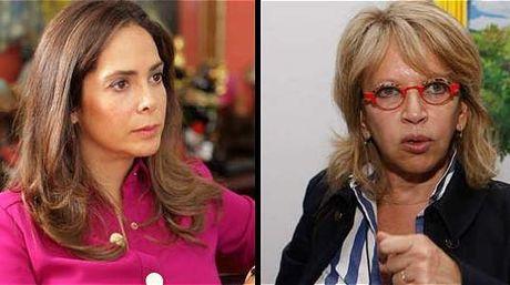 افشای همجنس بازی دو وزیر زن دولت!!+عکس