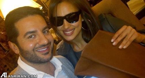 همسرقبلی رونالدو به عقد یک ایرانی در آمد +عکس