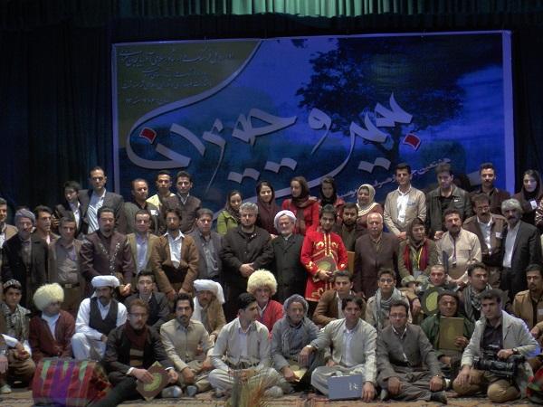 همه اقوام ایرانی در یک قاب + تصاویر
